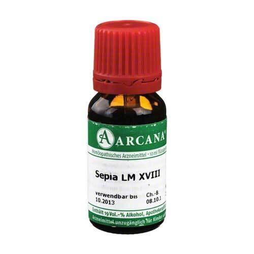 Sepia Arcana LM 18 Dilution - 1