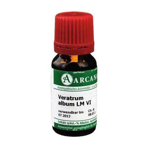 Veratrum album Arcana LM 6 Dilution - 1