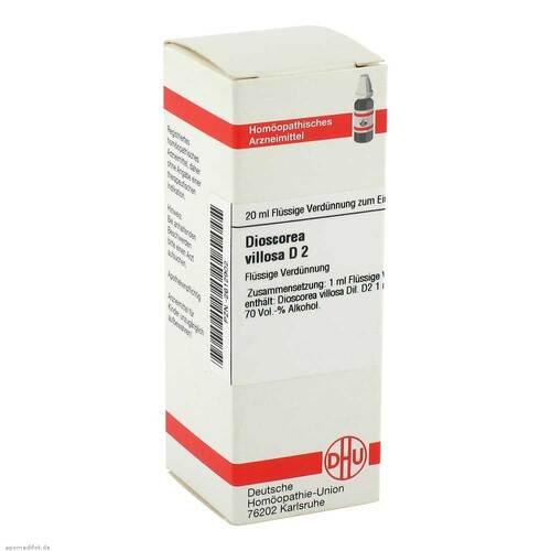 DHU Dioscorea villosa D 2 Dilution - 1