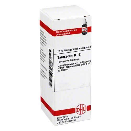 Taraxacum D 12 Dilution - 1