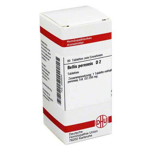 Bellis perennis D 2 Tabletten - 1