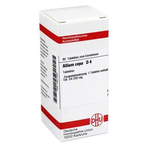 DHU Allium cepa D 4 Tabletten - 1