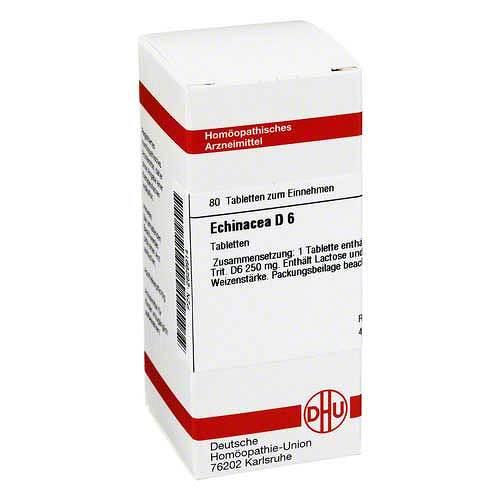 Echinacea HAB D 6 Tabletten - 1