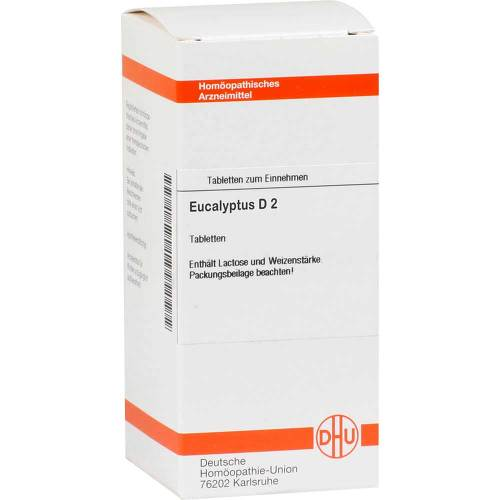 Eucalyptus D 2 Tabletten - 1