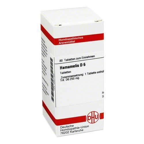 DHU Hamamelis D 6 Tabletten - 1