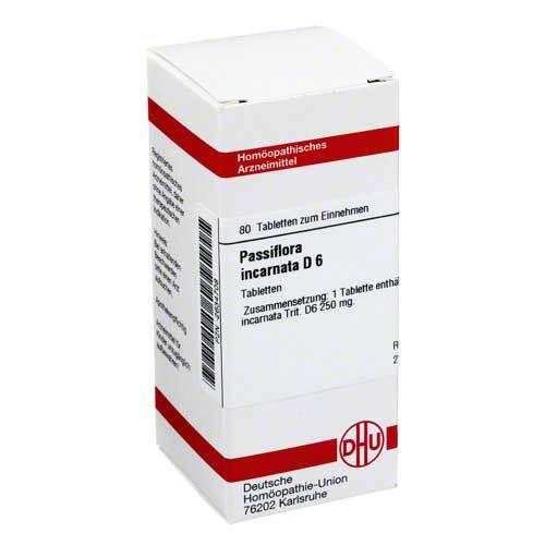 DHU Passiflora incarnata D 6 Tabletten - 1