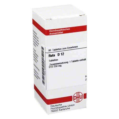 DHU Ruta D 12 Tabletten - 1