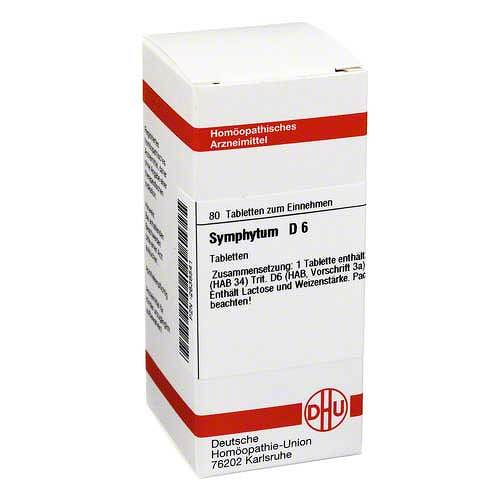 DHU Symphytum D 6 Tabletten - 1