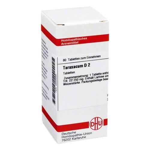 Taraxacum D 2 Tabletten - 1