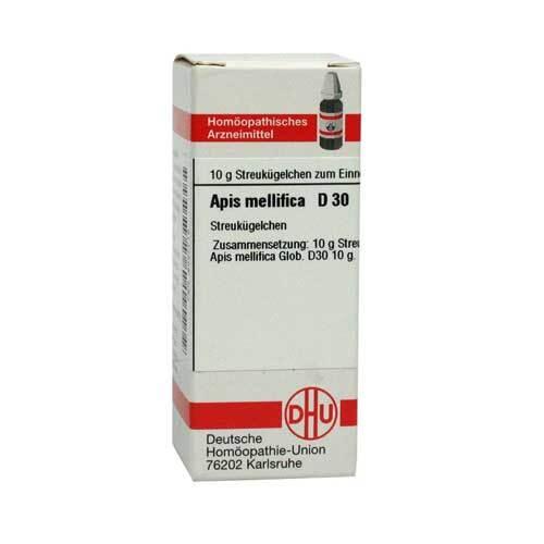 Apis mellifica D 30 Globuli - 1