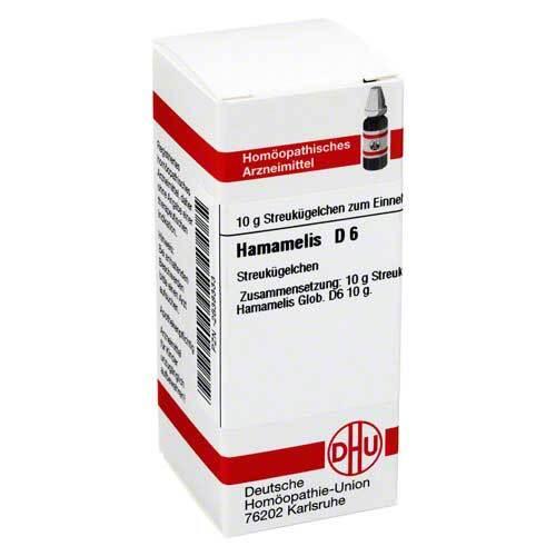 DHU Hamamelis D 6 Globuli - 1