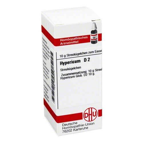 DHU Hypericum D 2 Globuli - 1