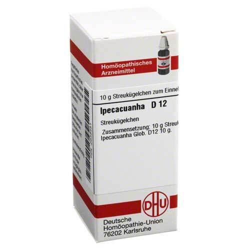 Ipecacuanha D 12 Globuli - 1