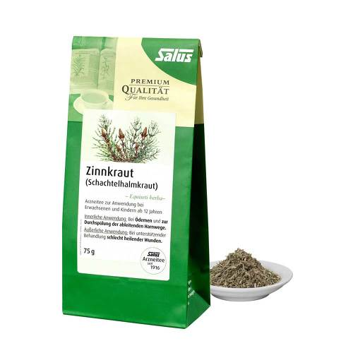 Zinnkraut Tee Schachtelhalmkraut Salus - 1