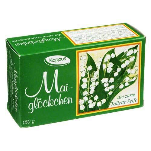 Kappus Maiglöckchen Seife - 1