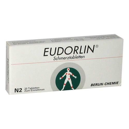 Eudorlin Schmerztabletten - 1