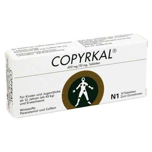 Copyrkal Tabletten - 1