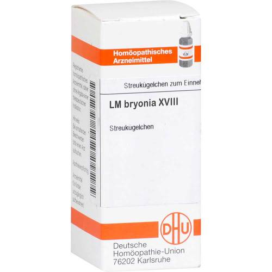 LM Bryonia XVIII Globuli - 1