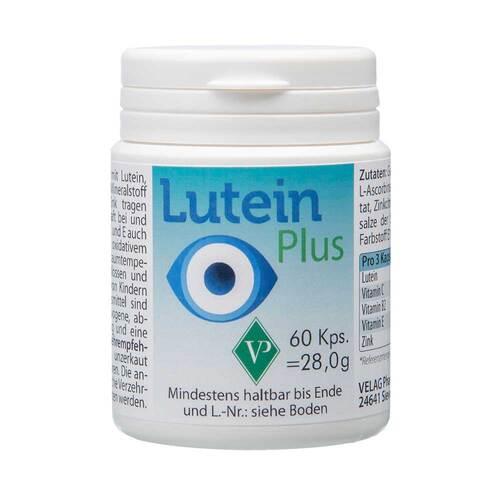 Lutein 6 mg plus Kapseln - 1