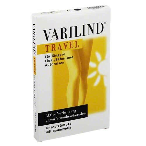 Varilind Travel Kniestrümpfe BW L - 1