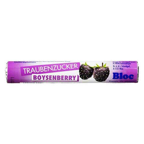 Bloc Traubenzucker Boysenberry - 1