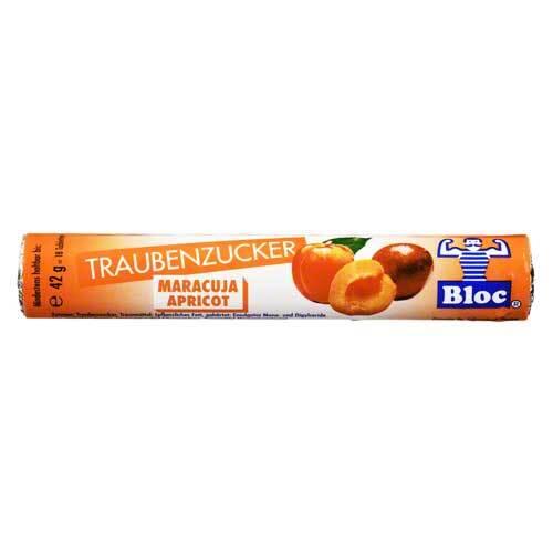 Bloc Traubenzucker Maracuja-Apricot - 1