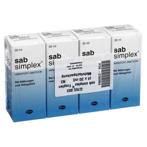 Sab simplex Suspension - 1