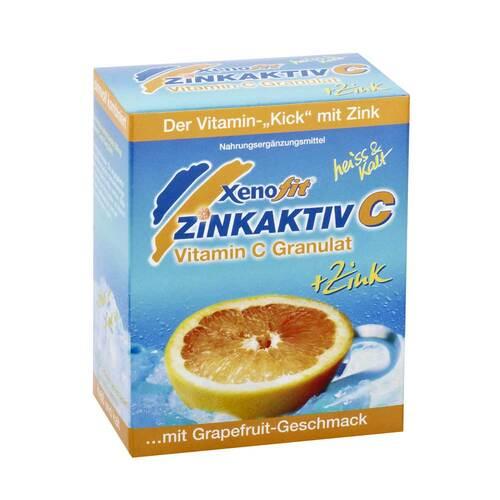 Xenofit Zinkaktiv C Granulat - 1