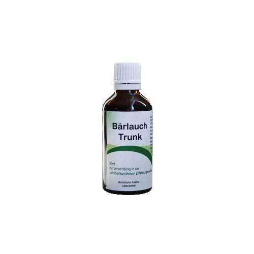 Bärlauch Trunk Tropfen - 1