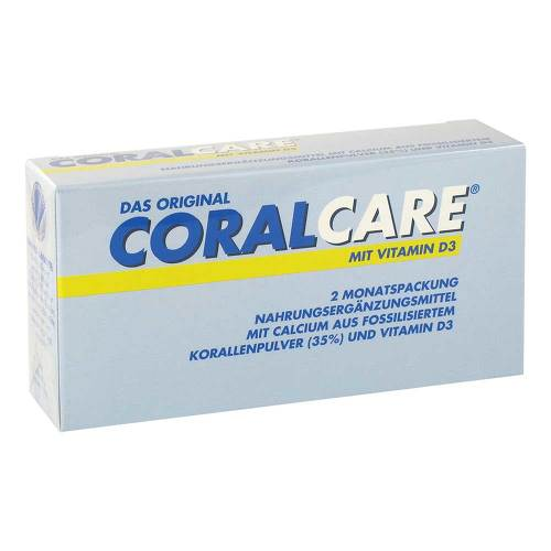 Coralcare 2-Monatspackung Pulver - 1