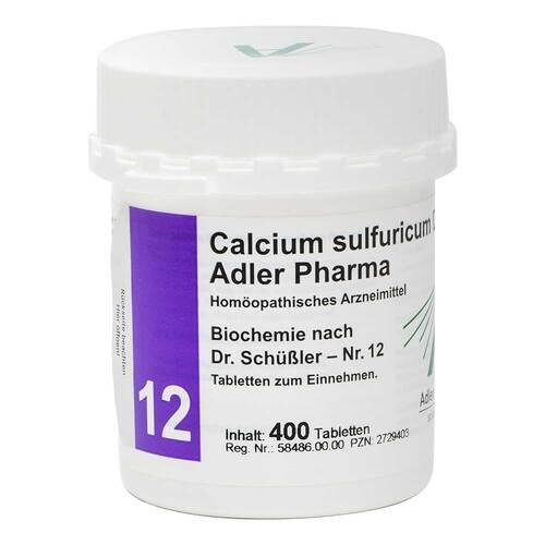 Biochemie Adler 12 Calcium s - 1