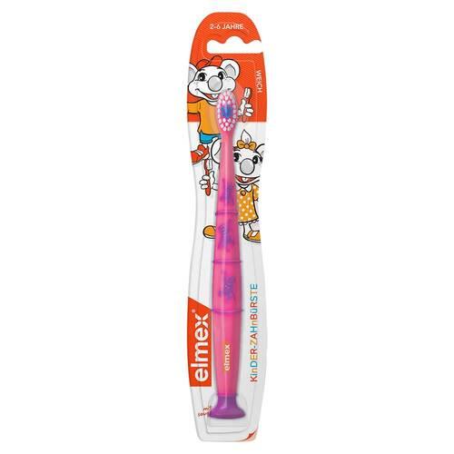Elmex Kinder Zahnbürste - 1