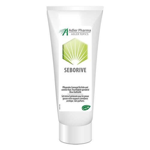 Mineralstoff Cremegel Seborive - 1