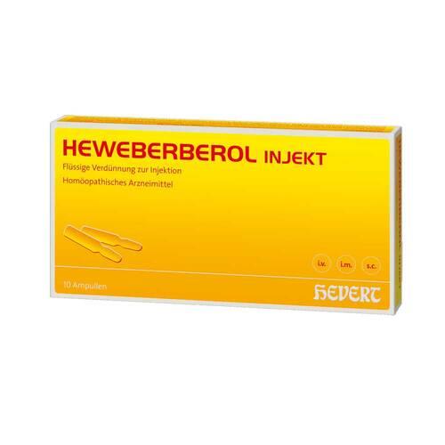 Heweberberol injekt Ampullen - 1
