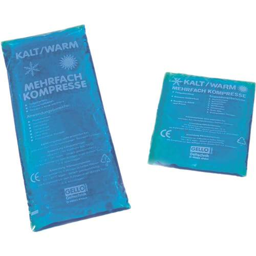 Kalt-Warm Kompresse 16x26cm mit Vlieshülle - 1