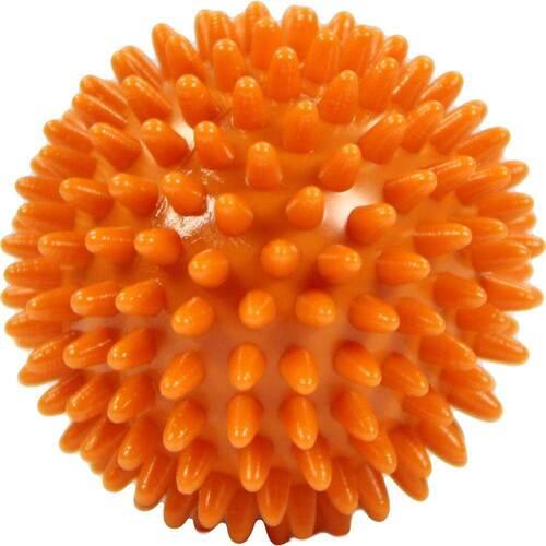 Massageball Igelball 6 cm orange - 1
