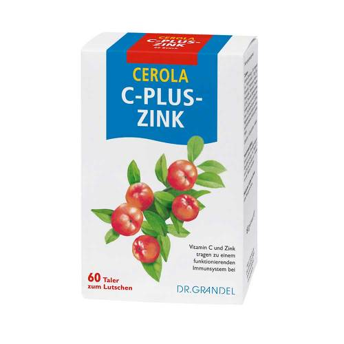 Cerola C plus Zink Taler Grandel - 1