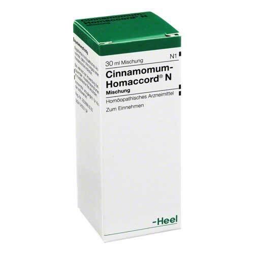 Cinnamomum Homaccord N Tropf - 1