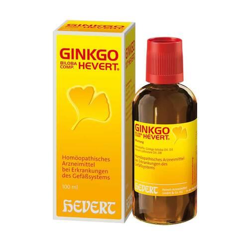 Ginkgo biloba comp. Hevert Tropfen - 1