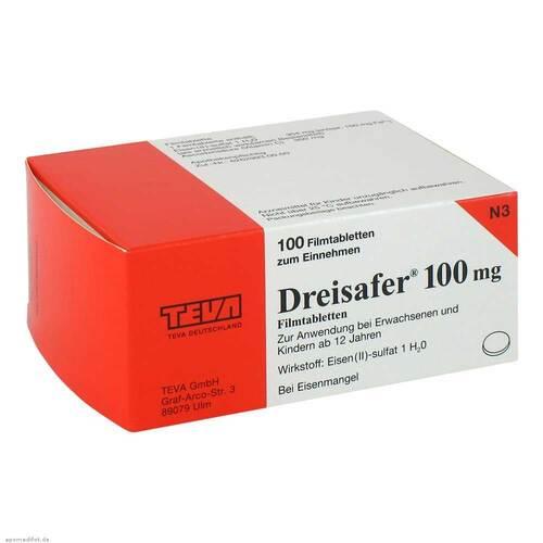 Dreisafer Filmtabletten - 1