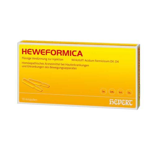 Heweformica Ampullen - 1