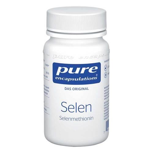 Pure Encapsulations Selen Selenmethionin Kapseln - 1