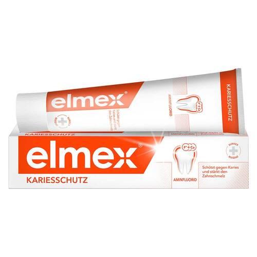 Elmex Zahnpasta mit Faltschach - 1