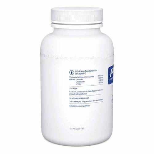 Pure Encapsulations BCAA Verzweigtkettige AS Kapseln - 3