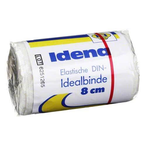 Idena Idealbinden 8cm Schlin - 1