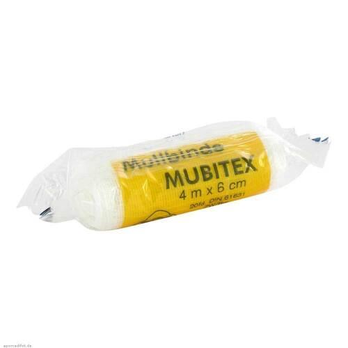 Mubitex Mullbinden 6cm einze - 1