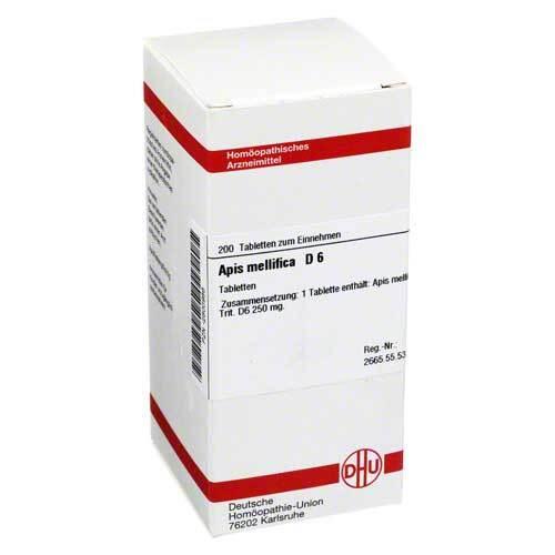Apis mellifica D 6 Tabletten - 1