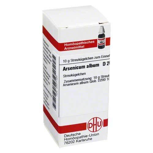 DHU Arsenicum album D 200 Globuli - 1