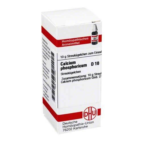 Calcium phosphoricum D 10 Gl - 1