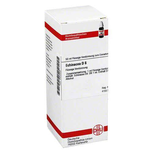 DHU Echinacea HAB D 6 Dilution - 1